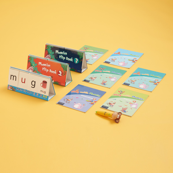 Phonics-Flip-Books-and-Activity-Books
